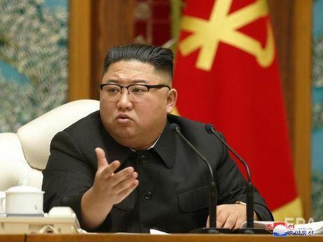 Прививки северокорейскому лидеру и его приближенным были сделаны в ноябре