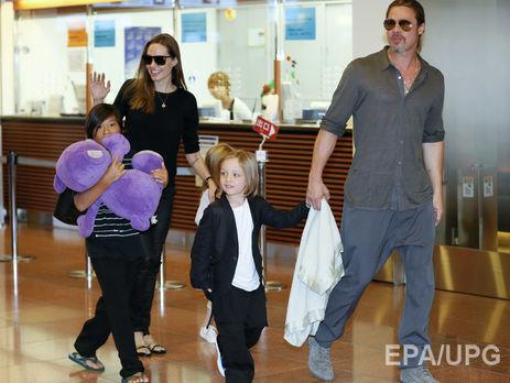 Брэд Питт находится вотчаянии из-за развода сАнджелиной Джоли