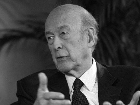 Скончался  прошлый  президент Франции, отметившийся скандальным заявлением поКрыму