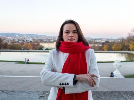 Тихановская рассчитывает напереходный период в45 дней доновых выборов