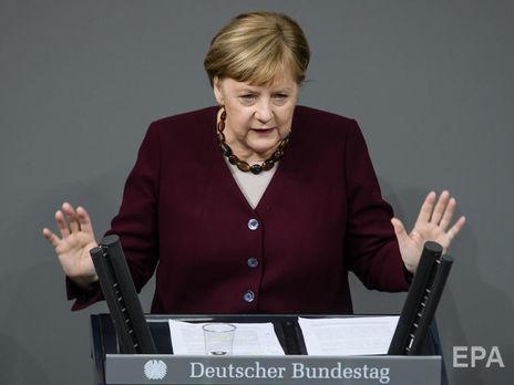 Forbes в 10-й раз  называет Меркель самой влиятельной дамой  вмире