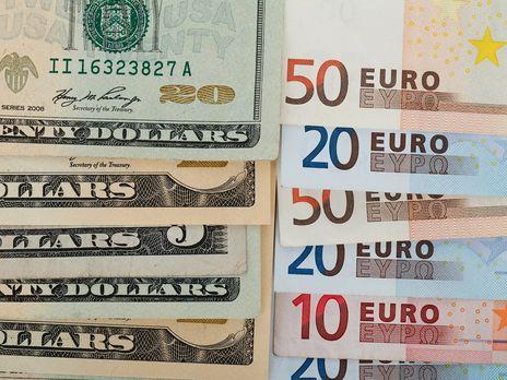 НБУ установил новый курс гривны к доллару и евро