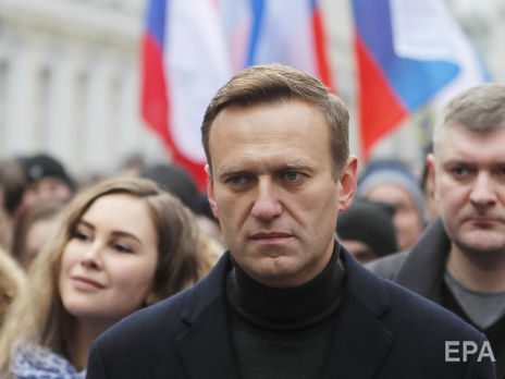 Після отруєння Навальний пролежав у комі 18 днів