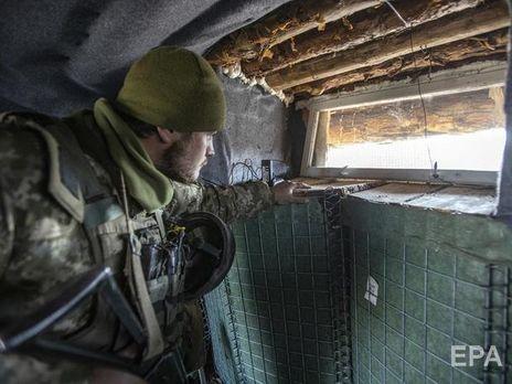 Украинские военные 14 декабря не пострадали