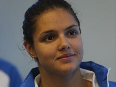 Зевина выиграла золото наэтапе Кубка мира вДохе