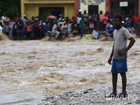 Число погибших урагана «Мэттью» выросло до 26 человек,