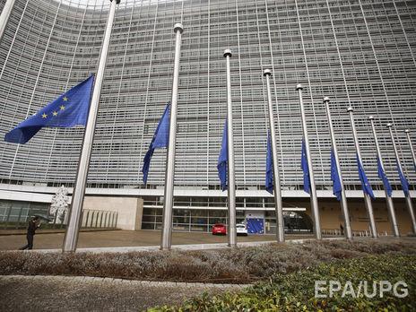 ДипломатыЕС обсудят введение безвизового режима с государством Украина 27октября