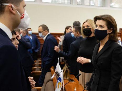 Марина Порошенко: Если такая сессия мэром будет поддержана и проведена, то наши больницы смогут реализовать средства на приобретение всего необходимого для борьбы с коронавирусом ещё в этом году