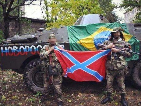 В «Борисполе» задержали иностранного наемника «ДНР»
