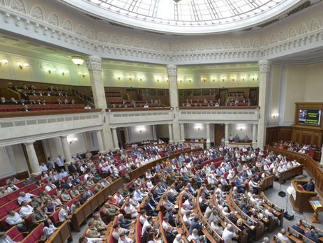 ВВРУ приняли законодательный проект о12-летнем ученическом образовании