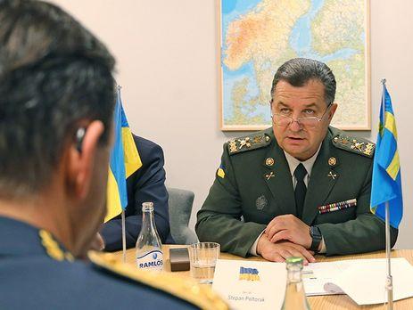 Полторак: «ВУкраине нелегально находятся шесть тыс. русских военных»