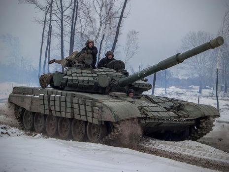Пострадавших среди украинских военных нет