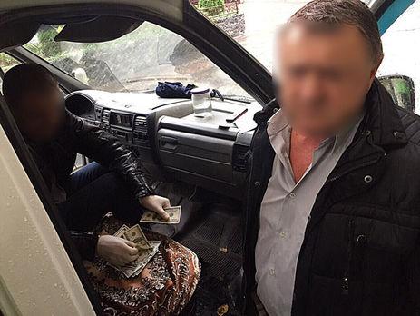Голова поселкового совета вКировоградской области «погорел» навзятке в300 тыс