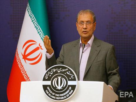 Спікер іранського уряду Алі Рабії зазначив, що Іран діє в межах ухваленого парламентом країни закону
