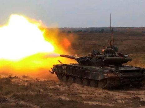 Потерь среди украинских военных 6 января на Донбассе нет