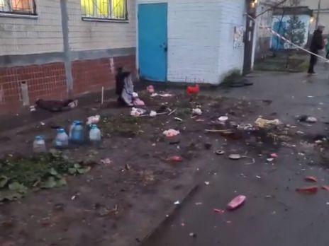 Инцидент произошел на проспекте Романа Шухевича