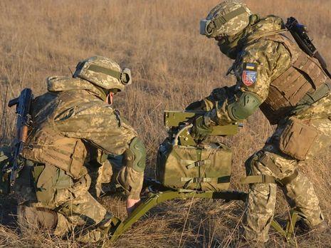 7 января среди солдат ВСУ на Донбассе потерь не было