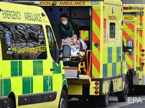 За сутки 8 января в Британии подтвердили рекордное количество случаев COVID-19