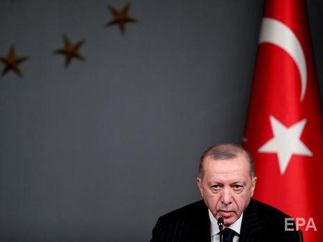Эрдоган надеется на сотрудничество с ЕС в новом году
