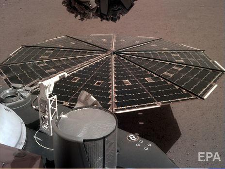 Аппарат доставили на Марс в 2018 году