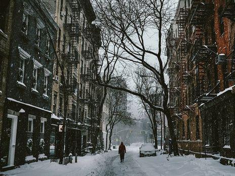 В Киевской области 13-го и 14 января будет идти небольшой снег