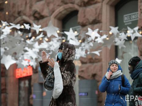 Коронавирус в Украине за сутки подтвердили у почти 4,3 тыс. человек