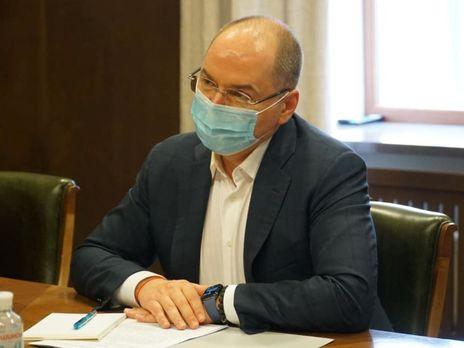 В украинских больницах с COVID-19 или подозрением на него находится более 22 тыс. человек – Степанов