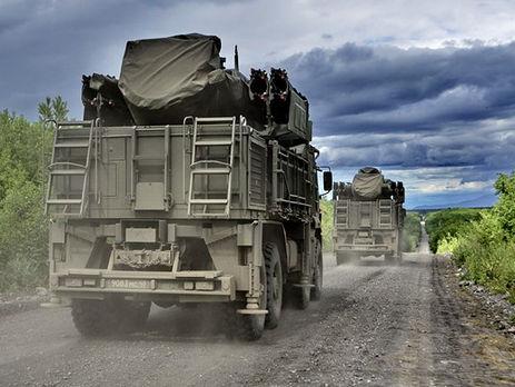 ВРФ сообщили, что перекинули ваннексированный Крым зенитно-ракетные комплексы