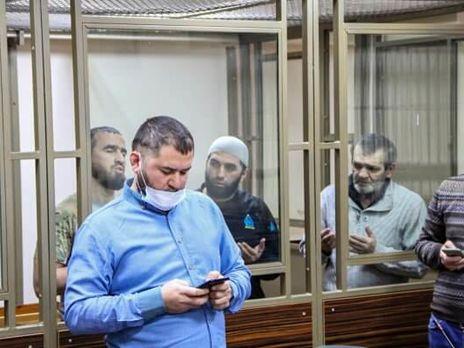 Засідання відбулося в Південному окружному військовому суді Ростова-на-Дону