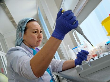 В Казахстане зафиксировали почти 211 тыс. случаев инфицирования коронавирусом