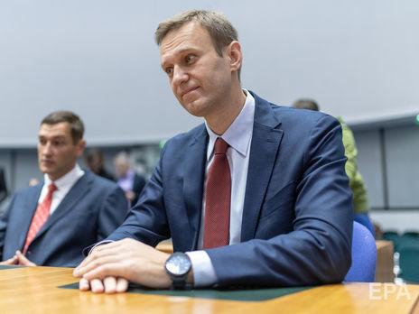 Навального отруїли в серпні 2020 року