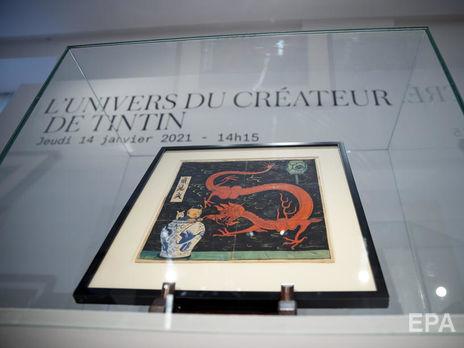 В Бельгии Тинтин является популярным персонажем, с 2001 года он является символом Брюсселя