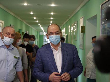 Степанов заявил, что в Украине могут делать не менее 100 тыс. тестов на коронавирус в сутки