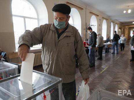 Местные выборы в ОРДЛО 25 октября прошлого года не состоялись из-за невозможности их организации