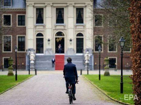 Правительство Нидерландов ушло в отставку после отчета он незаконном лишении граждан детских пособий