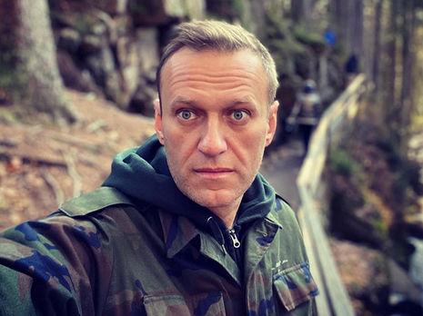 """Навальний із дружиною Юлією приземлився в аеропорту """"Шереметьєво"""""""