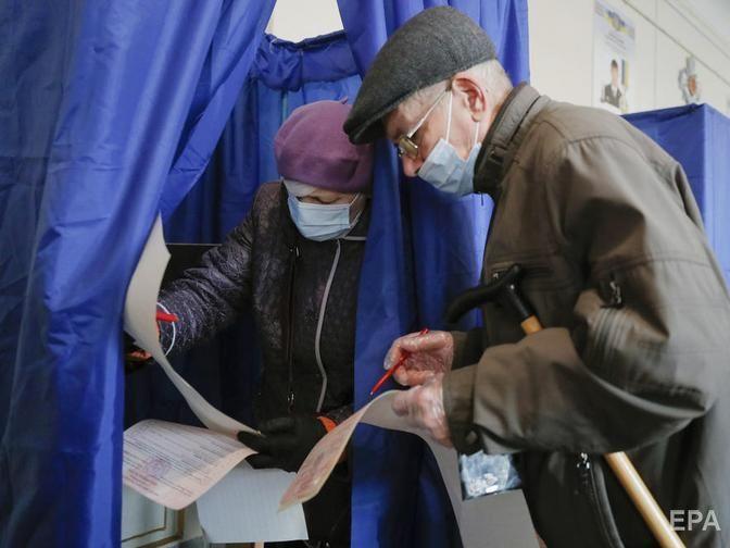 У трьох містах України відбулися повторні місцеві вибори