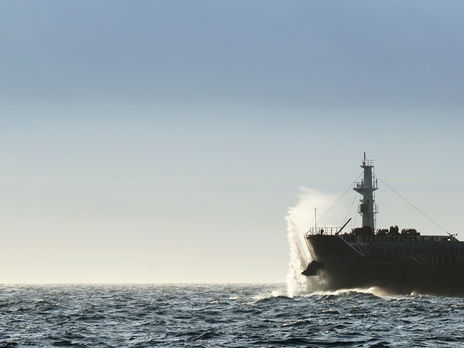 У побережья Турции в Черном море затонул сухогруз Arvin