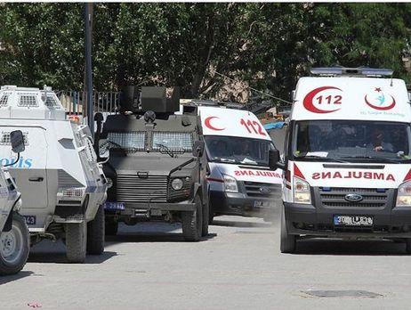 Теракт вТурции: погибли девять военных ивосемь мирных граждан