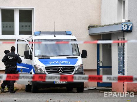 В германском Хемнице 3-х человек задержали поподозрению ворганизации терактов