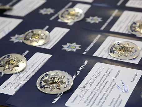 ВЖитомирской области награнате подорвался полицейский