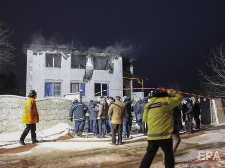 Во время пожара погибло 15 человек