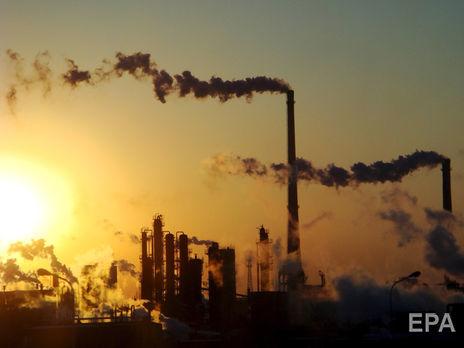 По данным NASA, с начала промышленной революции деятельность людей увеличила содержание углекислого газа в атмосфере на 47%