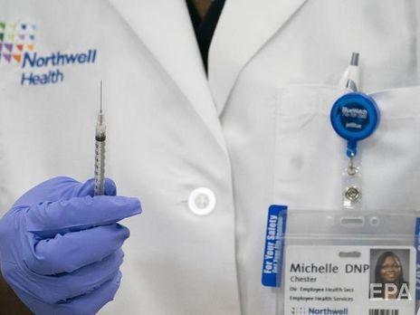 В США массовая вакцинация от коронавирусной инфекции началась 14 декабря 2020 года