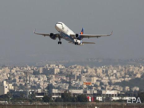 В Израиле до 31 января приостановят международное пассажирское авиасообщение