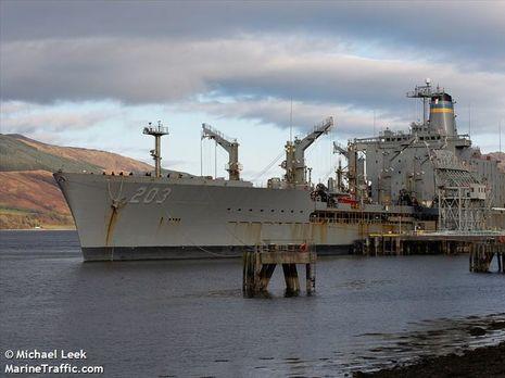 Впервые в 2021 году в Чёрное море отправили несколько кораблей ВМС США