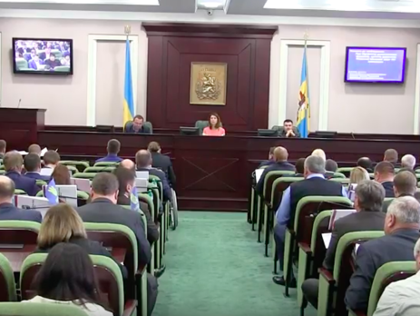 Киев желает отделиться отцентральной власти