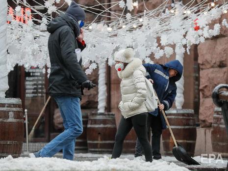 Із 25 січня в Україні пом'якшили карантинні обмеження