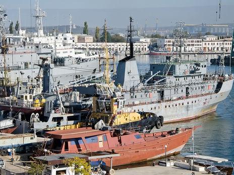 В Крыму дислоцированы российские военные самолёты и ракетные корабли, которые могут нести заряды с ядерной боевой частью