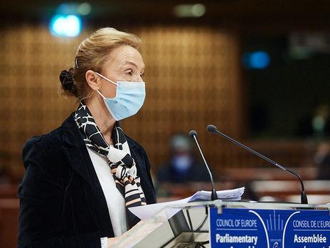 Пейчинович-Бурич: Я хотела сначала посетить Украину, но Украина не создала такой возможности